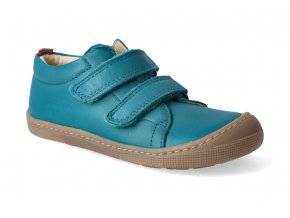 barefoot tenisky koel4kids bernardinho turquoise 3
