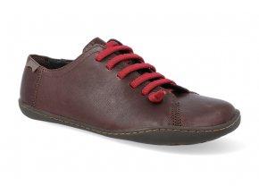 barefoot tenisky camper peu cami patty kenia brown 20848 020 2