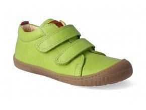 barefoot tenisky koel4kids bernardinho lime 3