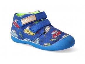 textilni kotnikova obuv d d step c015 976 bermuda blue 3