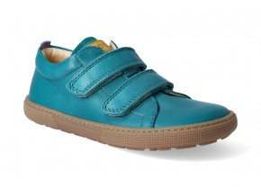 barefoot tenisky koel4kids bernardo turquoise 3
