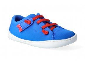 barefoot tenisky camper peu cami firstwalkers blue 2