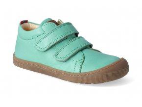 barefoot tenisky koel4kids bernardinho green 3