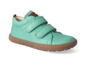 Barefoot tenisky KOEL4kids - Bernardo green