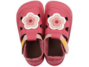 leather barefoot sandals nido blossom 21331 4
