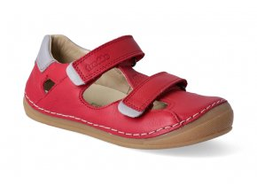 sandalky froddo flexible red 3