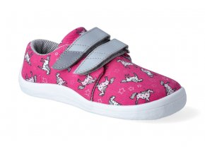 barefoot tenisky beda unicorn textilni 2 2