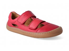 barefoot sandalky froddo bf red 2 2