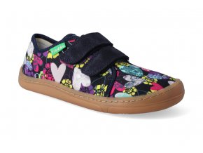 barefoot tenisky froddo bf multicolor platene 2