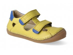sandalky froddo flexible yellow 2