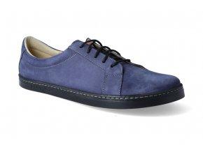 barefoot tenisky peerko classic 2 0 blue 2