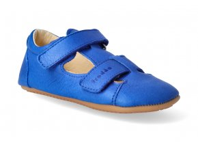 barefoot sandalky froddo prewalkers blue electric 2