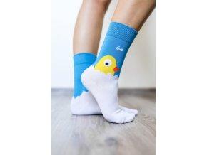 barefoot ponozky kuriatko 16276 size large v 1