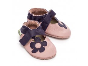 liliputi soft baby sandals lilac 3011