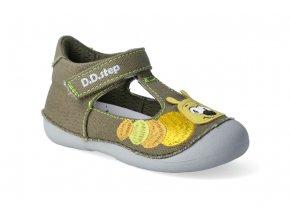 textilni sandalky d d step c015 969a 3