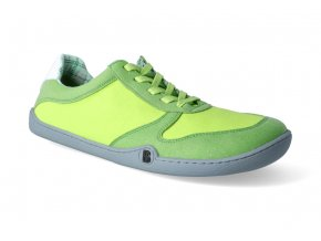 barefoot tenisky blifestyle sportstyle micro textile green 3