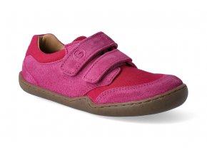 barefoot tenisky skink bio strap cranberry 3