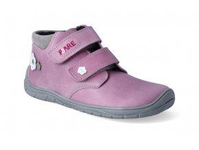 Barefoot kotníková obuv Fare Bare b5521251 2