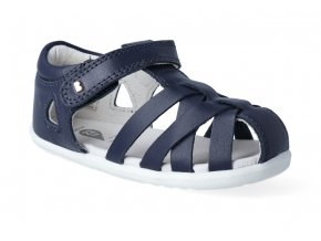 sandaly bobux step up tropicana ii navy 3
