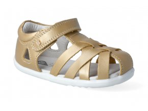 sandaly bobux step up tropicana ii gold 2