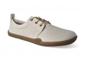 barefoot tenisky blifestyle greenstyle bio leinen textile sand 2