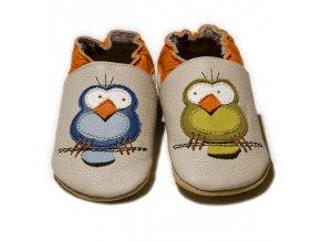 liliputi soft baby shoes silent birds 57