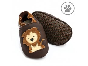 liliputi soft paws baby shoes protector lions 5047
