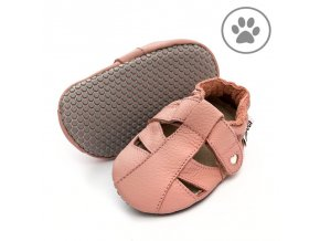 liliputi soft paws baby sandal cotton candy 5042