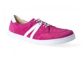 barefoot tenisky peerko street pink 2