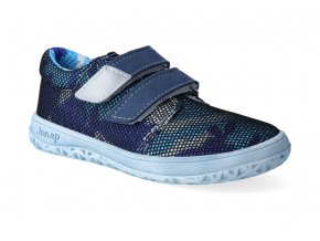 barefoot tenisky jonap b7 modra slim 2