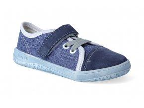 barefoot tenisky jonap b15 airy modra riflova 3