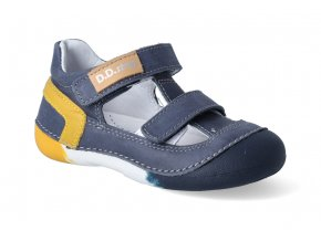 sandaly d d step 015 620 royal blue 2