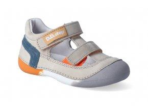 sandaly d d step 015 620a grey 3