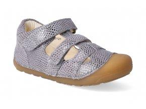 barefoot sandaly bundgaard petit sandal gravel 2