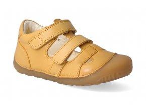 barefoot sandaly bundgaard petit sandal yellow 1