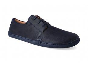 barefoot polobotky blifestyle purestyle bio wax blau 2