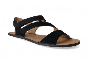 barefoot sandaly sole runner dione black 2