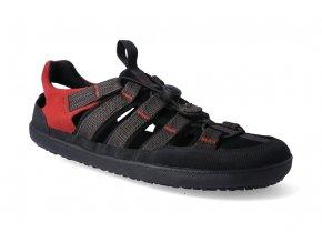 barefoot sandaly sole runner fx trainer sandal brown black 2