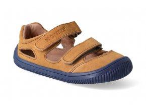 barefoot sandalky protetika berg beige 2