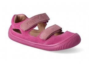 barefoot sandalky protetika berg pink 2