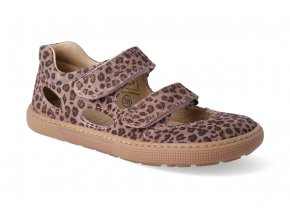 barefoot sandaly koel bernardo old pink 2