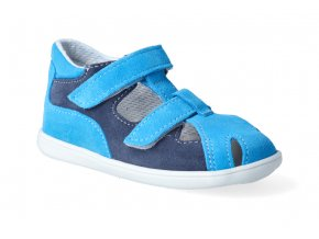 sandalky jonap 041 s modra tyrkys 2