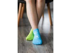 barefoot ponozky kratke pupava 16618 size large v 1