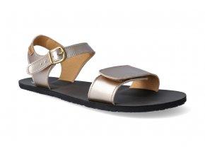 barefoot sandaly tikki shoes vibe vegan gold 2