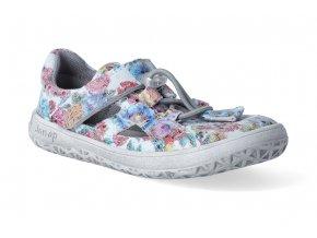 barefoot sandalky jonap b9m kytka slim 2
