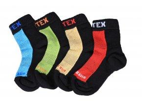 Ponožky Surtex 80% Merino SPORT - dětské