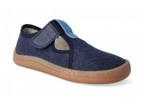 barefoot prezuvky froddo bf blue platene 3