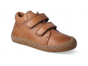 barefoot celorocni obuv froddo narrow cognac 2021 2