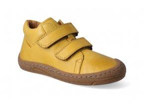 barefoot celorocni obuv froddo narrow yellow 3 2