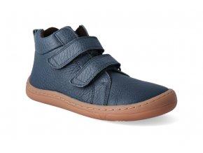 barefoot kotnikova obuv froddo bf autumn blue 3